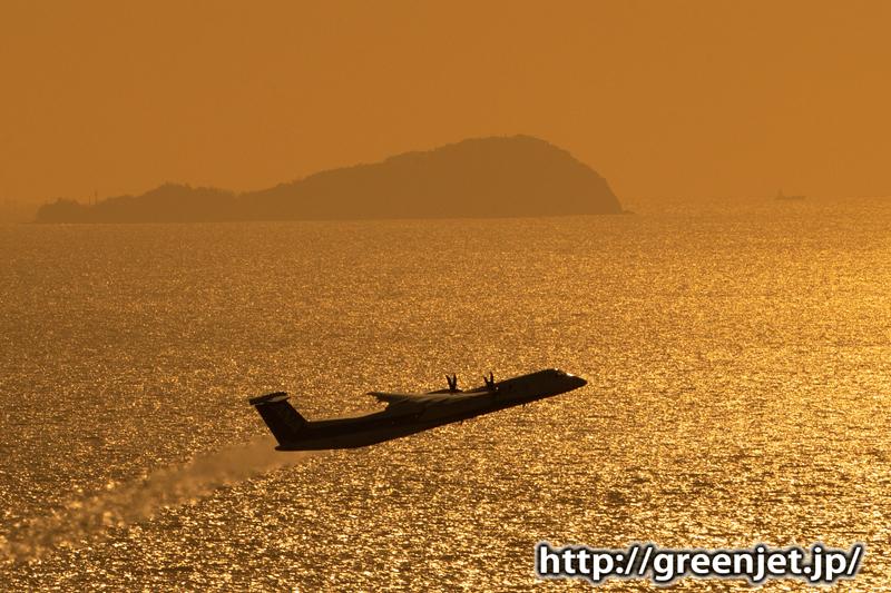 続・垣生山で時を待つ@感動の飛行機写真