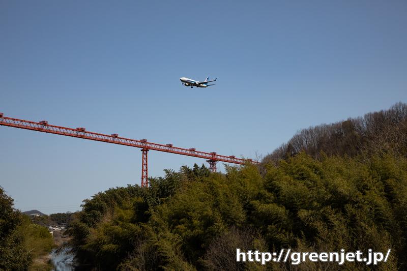 高松で撮る最高の飛行機写真は。。