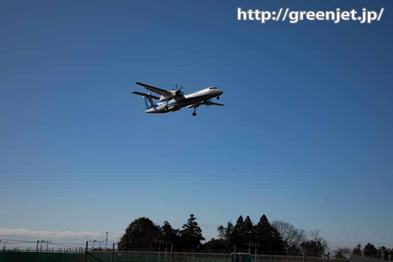 たまにはプロペラ機~飛行機写真を成田より
