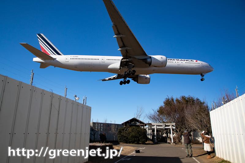 何度ココで飛行機撮っても物凄い迫力!成田