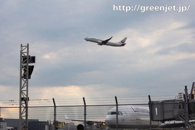 最近チョット貴重な海外の飛行機とJAL