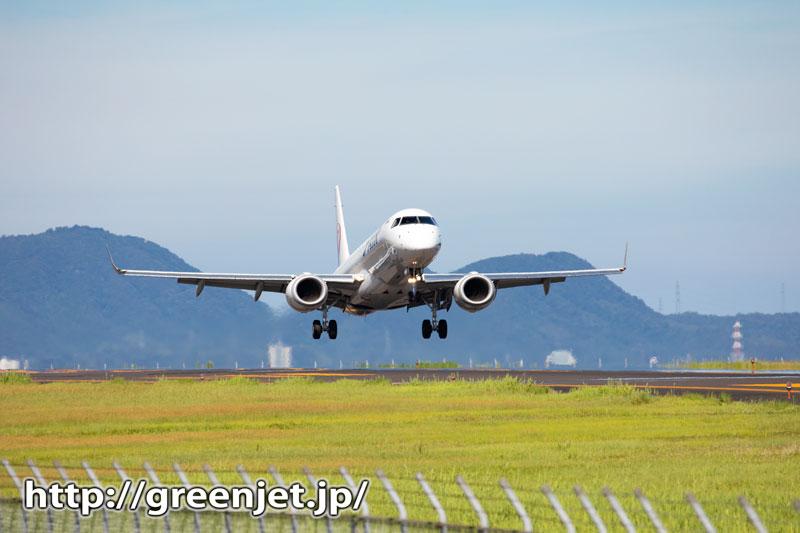 【出雲の飛行機撮影ポイント】出雲空港公園