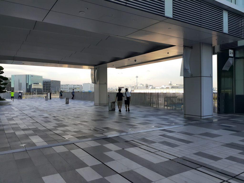 【羽田の飛行機撮影ポイント】羽田イノベーションシティ