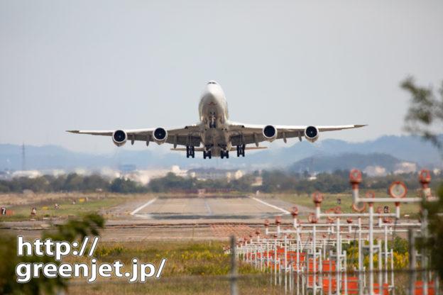 【小松の飛行機撮影ポイント】RWY06エンド