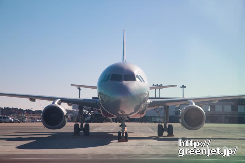 成田で飛行機~地上目線でオレンジライナー