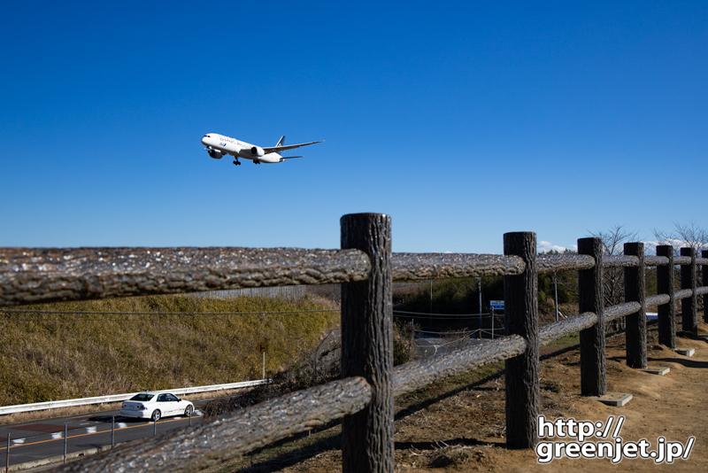 成田で飛行機~ANAのスタアラB78をどう撮る