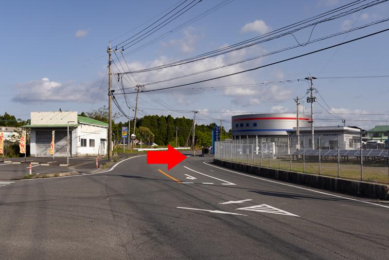 【鹿児島の飛行機撮影ポイント】第1地下道東側入口