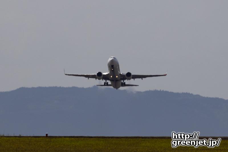 【鹿児島の飛行機撮影ポイント】RWY16エンド