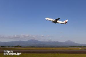 【鹿児島の飛行機撮影ポイント】RWY16エンド西側