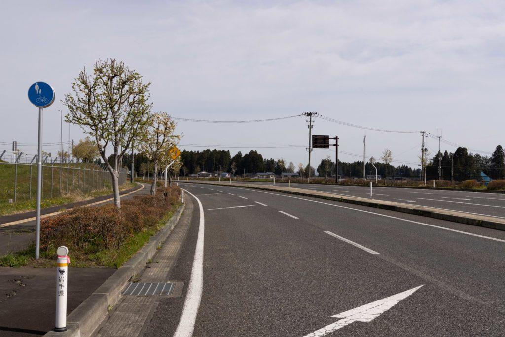 【花巻の飛行機撮影ポイント】滑走路東側展望広場