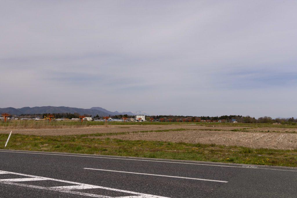 【花巻の飛行機撮影ポイント】RWY20エンド