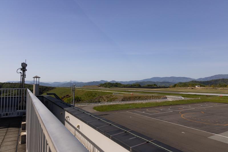 【但馬の飛行機撮影ポイント】ターミナル周辺