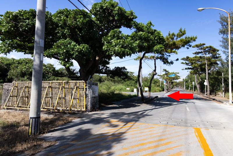 【下地島の飛行機撮影ポイント】佐和田の浜