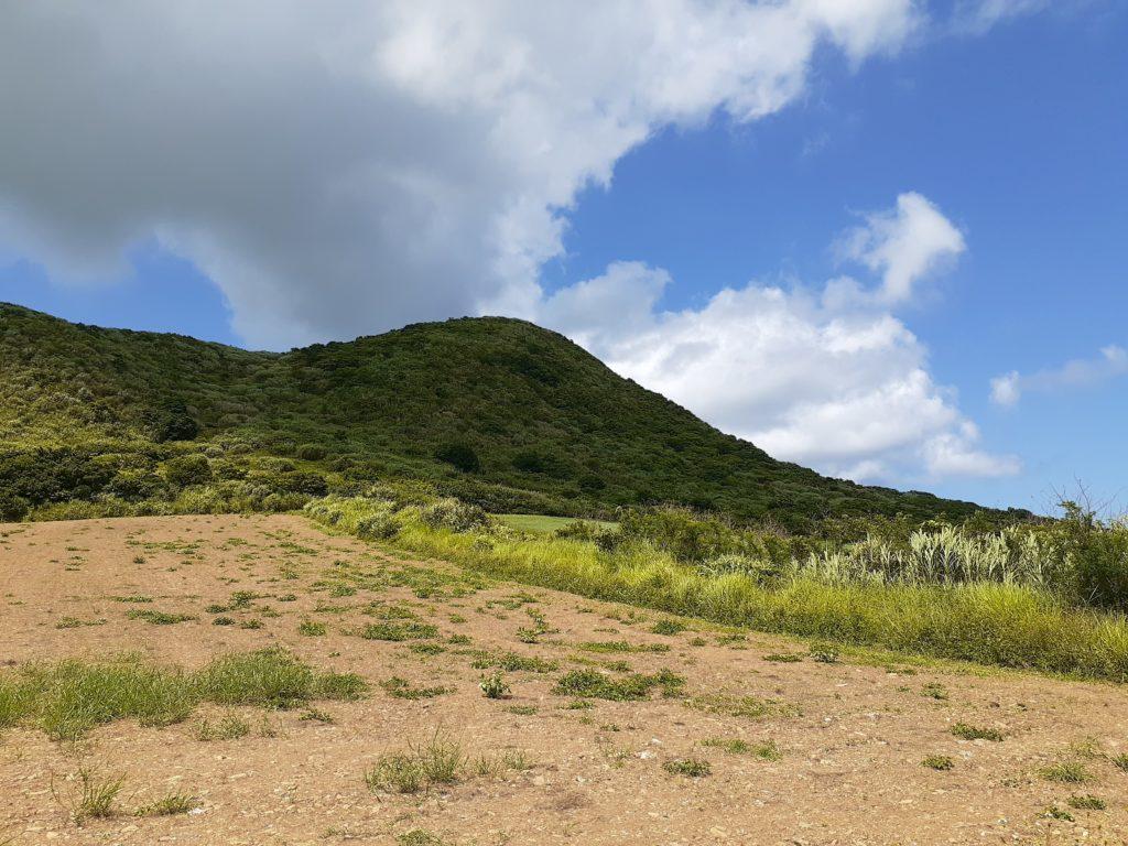 【石垣島の飛行機撮影ポイント】カーラ岳山頂