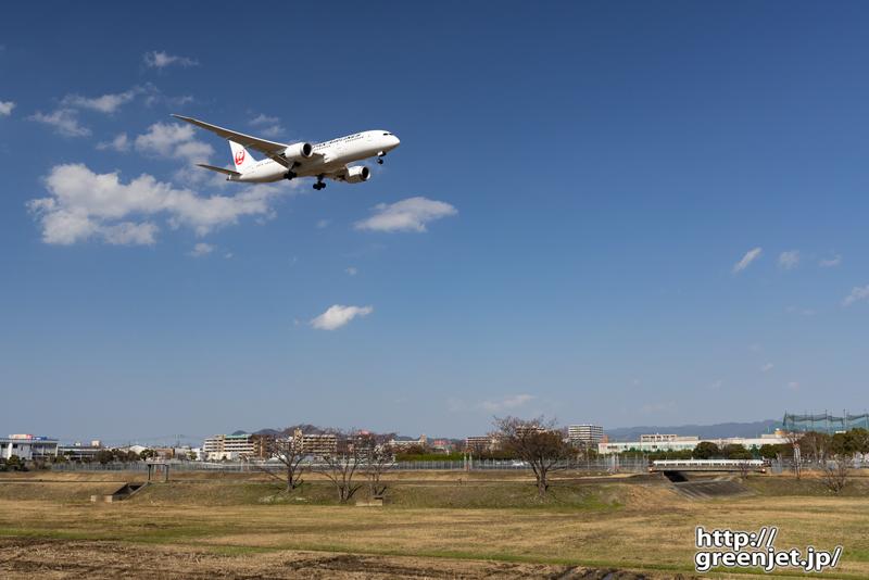 福岡で飛行機~解放感最高