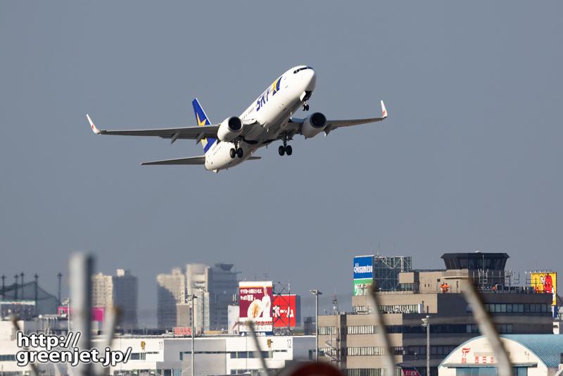 【福岡の飛行機撮影ポイント】自衛隊横