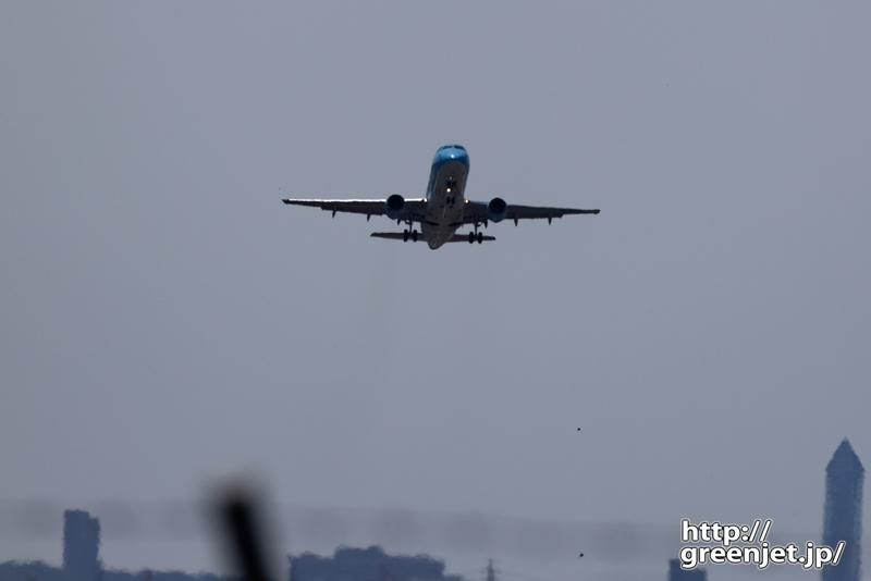 【名古屋の飛行機撮影ポイント】RWY16エンド