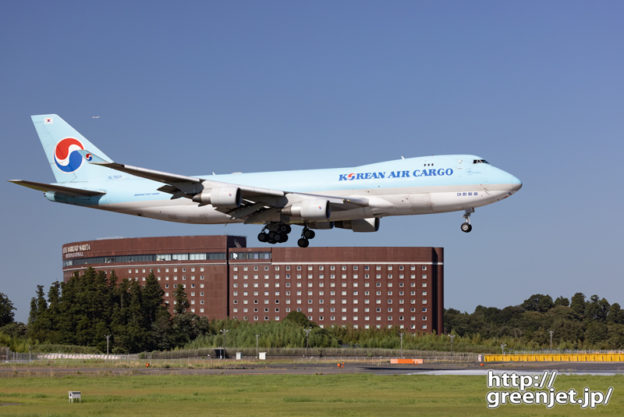 成田で飛行機~定番ポイントで撮るジャンボ