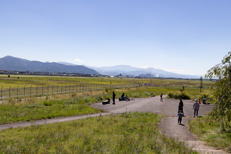 【山形の飛行機撮影ポイント】ひこうき公園